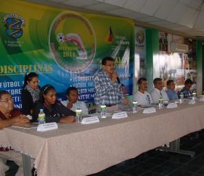 Los Juegos Nacionales se inaugurán el 14 de agosto en Sucumbíos.
