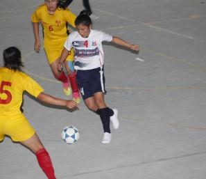Los VI Juegos Nacionales se desarrollan en Sucumbíos.