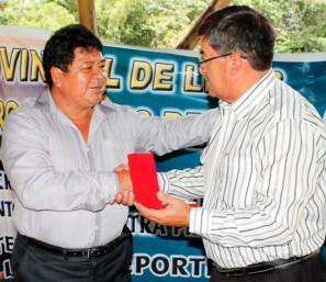 La Federación Provincial de Ligas de Napo cumpliò 25 años de vida institucional.