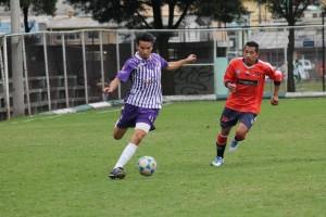 Fiorentina (lila) es uno de los opcionados de representar a Pichincha.
