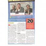 Publicación del Diario El Veci