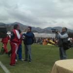 Inauguración de Campeonatos en la Provincia de Chimborazo